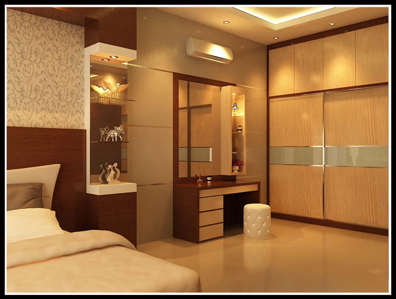 bedroom design jasa design interior kontraktor minimalis
